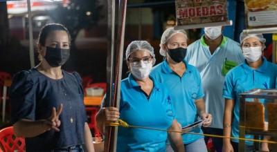 Deputada Jaqueline Cassol destina mais de R$ 700 mil para melhorias em feira livre