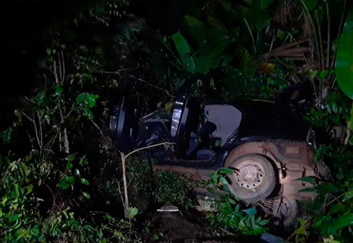 Duas mulheres morrem e outras cinco pessoas ficam feridas em acidente na BR-364