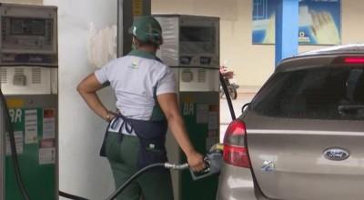 Preço médio da gasolina se mantém a R$ 5,59, mas diesel fica 2,23% mais caro em Porto Velho