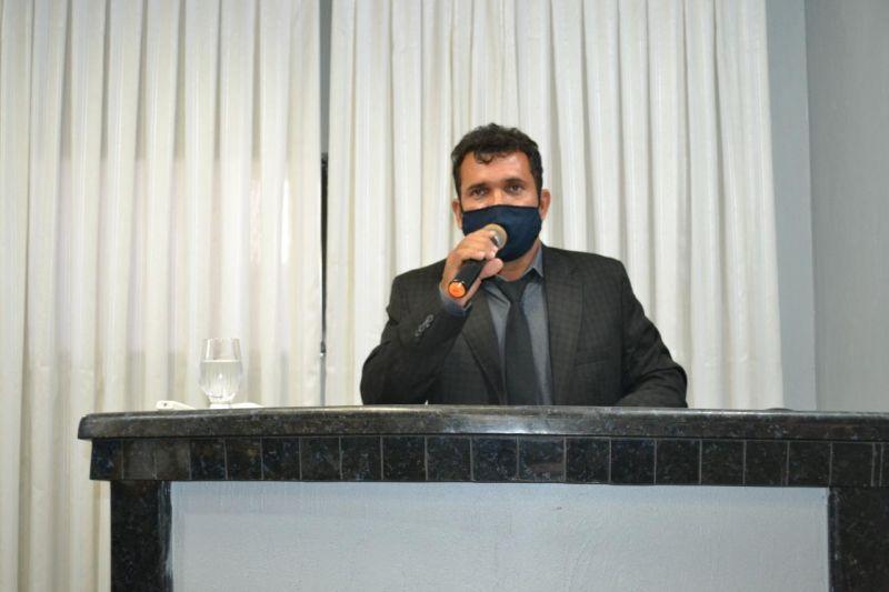 Vereador Cidinei da 200 pede patrolamento das linhas e travessões de Rolim de Moura