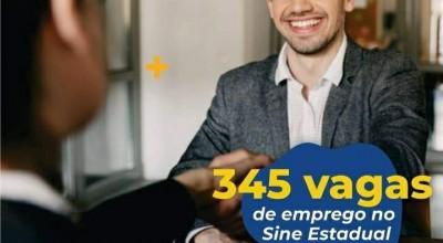 O SINE Estadual inicia esta terça-feira (15), com 345 VAGAS DE EMPREGO disponíveis em Porto Velho e mais oito municípios