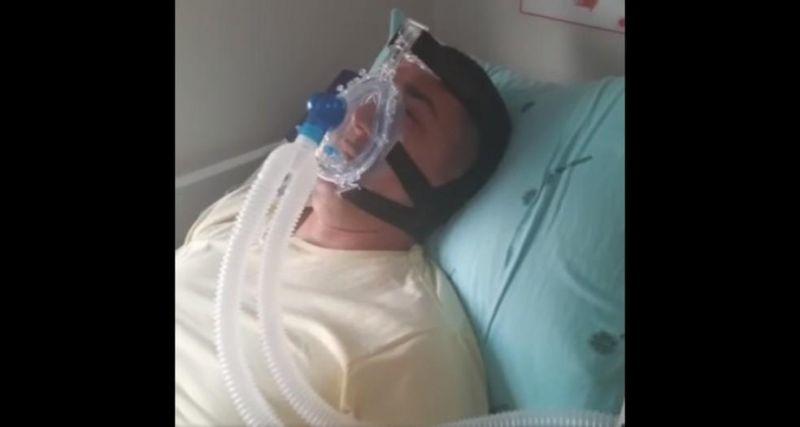 Com covid, deputado Eyder Brasil é internado com 40% dos pulmões comprometidos