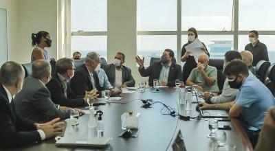 DEPUTADO JEAN OLIVEIRA - Projeto que trata da atualização do Zoneamento Socioeconômico e Ecológico é discutido