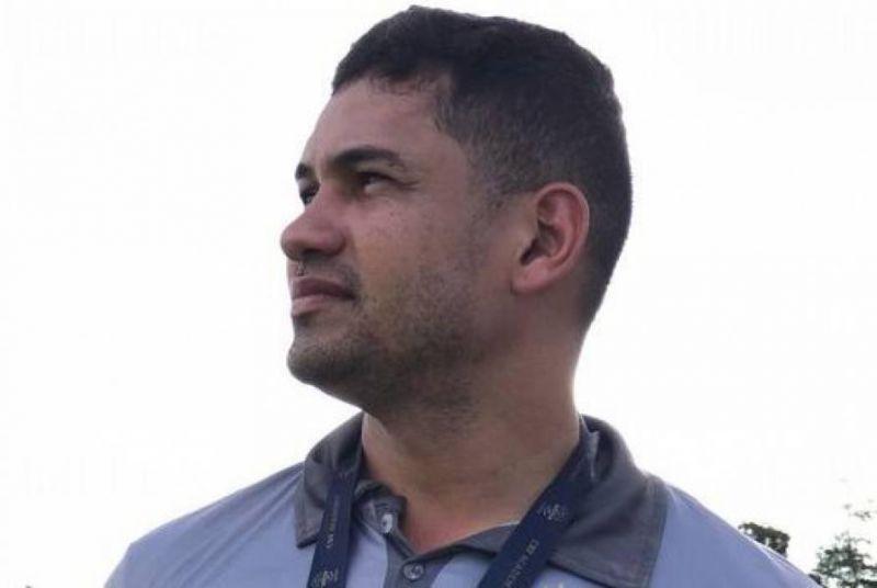 Diagnosticado com Covid-19, treinador do Real Ariquemes está internado