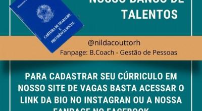 Emprego: Envie seu currículo para o banco de talentos da B.Coach e participe de vagas e processo seletivos