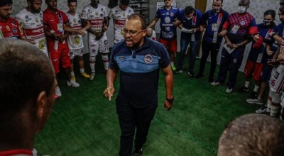 """""""Excelente!"""" Essa foi a avaliação do treinador do Porto Velho sobre empate"""