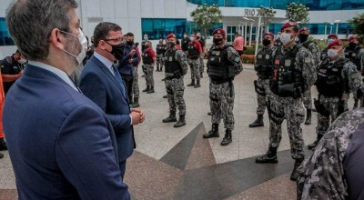 Força Nacional chega em Rondônia para combater invasões de propriedades rurais