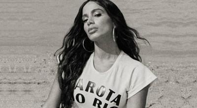EUA: 'Girl From Rio' de Anitta é a faixa mais adicionada nas rádios
