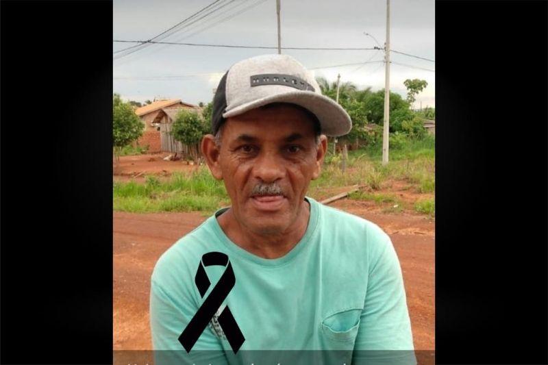Jardineiro que completaria 61 anos no próximo dia 26, morre por complicações da Covid-19