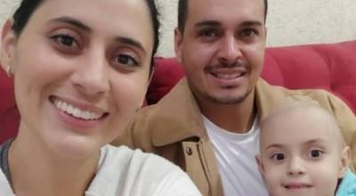 Menina vilhenense de 05 anos que lutava contra o câncer desde 2019 morre em Curitiba