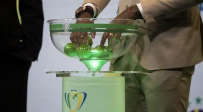 O Sorteio define confrontos das oitavas de final da Copa do Brasil