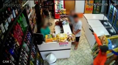 Polícia prende ladrão que aterrorizava no Cone Sul