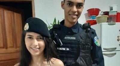 Professora que morreu com marido PM sonhava ser policial