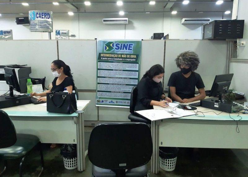 """Prorrogado prazo de inscrições para empresas de Rondônia que desejam participar do """"Feirão do Emprego"""""""