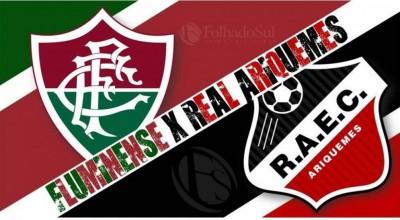 Real Ariquemes encara o Fluminense nas Laranjeiras no domingo 27