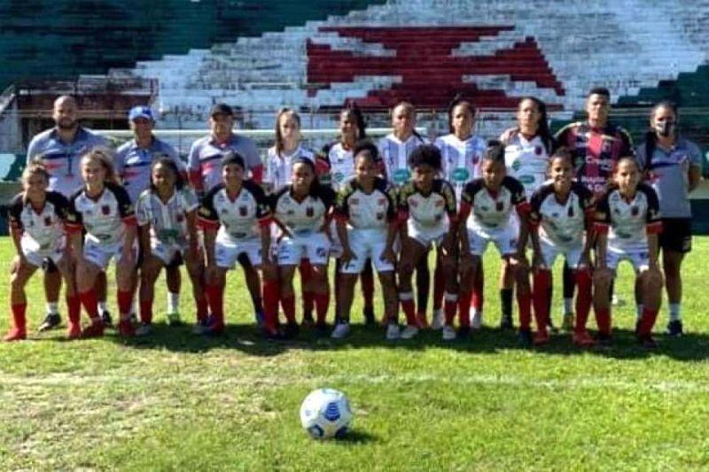 Real Ariquemes sofre primeira derrota no Brasileiro Feminino Série A2