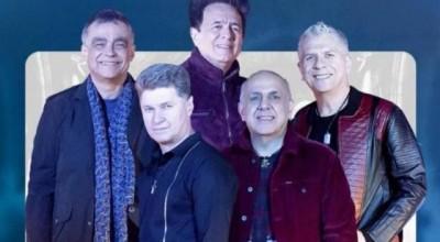 Roupa Nova faz homenagem a Paulinho em retorno da banda