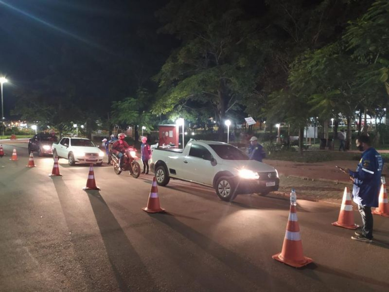 Se beber não Dirija: Detran volta a fazer blitz repressiva em Rolim de Moura
