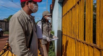 Seis cidades de Rondônia registram surto de dengue