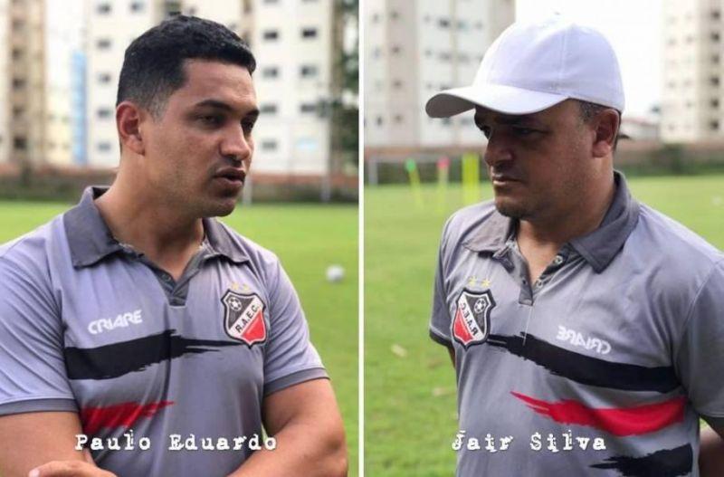 Sem o treinador, que testou positivo para Covid-19, Real Ariquemes já está em Belém