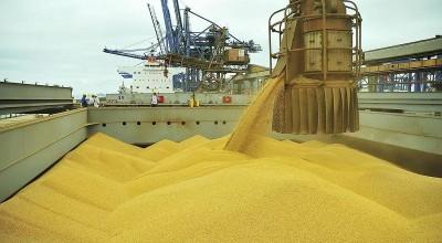 Volume e faturamento com exportações do agro seguem elevados em 2021