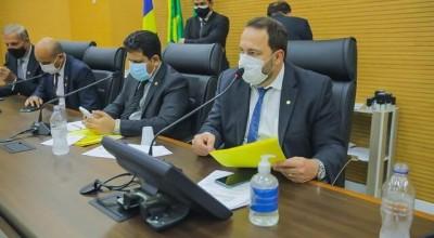 Assembleia vai empossar Ribamar Araújo na sessão da próxima terça-feira