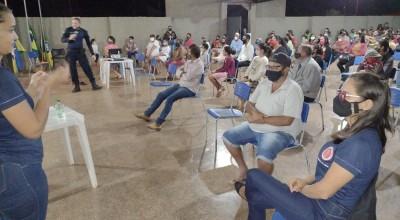 Rolim: Direção da Escola Militar reúne os pais de alunos para explicar exigências do regimento interno da unidade