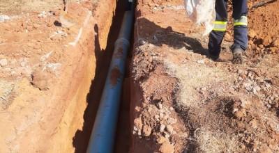Comunicado: Águas de Rolim vai interromper nesta terça o abastecimento de água para conclusão de obra nas adultoras