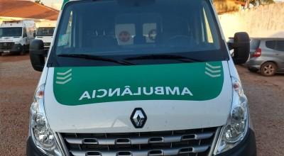 Rolim de Moura: SEMUSA recebe novas ambulâncias