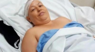Moradora da linha 200 de Rolim de Moura precisa de ajuda para custear tratamento de saúde