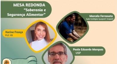 Ecoporé apresenta ações de restauração e soberania alimentar no VII Congresso Nacional de Educação Ambiental