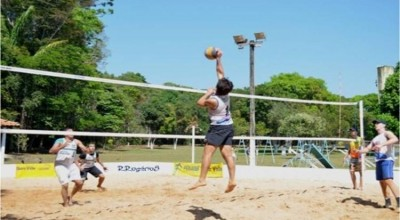 Copa de Vôlei de Praia acontece no próximo fim de semana