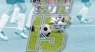 Federação Rondoniense de Futebol prorroga para o dia 17 de setembro o prazo de inscrições para o Rondoniense Sub-15