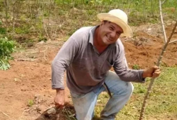 Homem que matou tio e fez churrasco de noivado sobre a cova é condenado