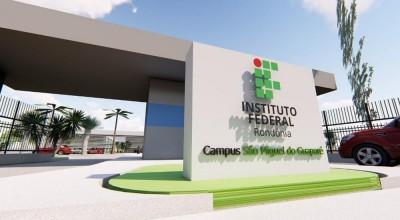 Inscrições estão abertas para pós-graduação em Educação de Jovens e Adultos no Ifro de São Miguel, RO