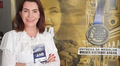 Mileni Mota participa de Fórum Nacional da Mulher Parlamentar na Bahia