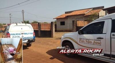 Mulher é encontrada morta em construção no bairro Cidade Alta em Rolim de Moura
