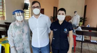 Nova Estrela: Campanha Comboni Azul foi sucesso