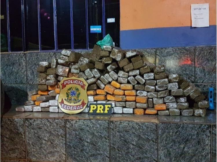 Policia Federal deflagra operação em Rondônia e mais sete Estados contra tráfico de drogas