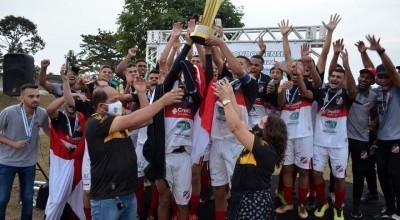 Real Ariquemes vence Villa Rondônia e conquista título