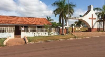 Rolim de Moura: Obras no cemitério municipal São José poderão acontecer até dia 25 de outubro