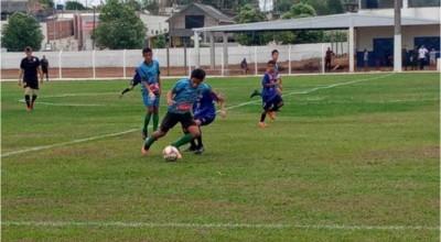 Tudo sobre o primeiro dia do Rondoniense Sub-13