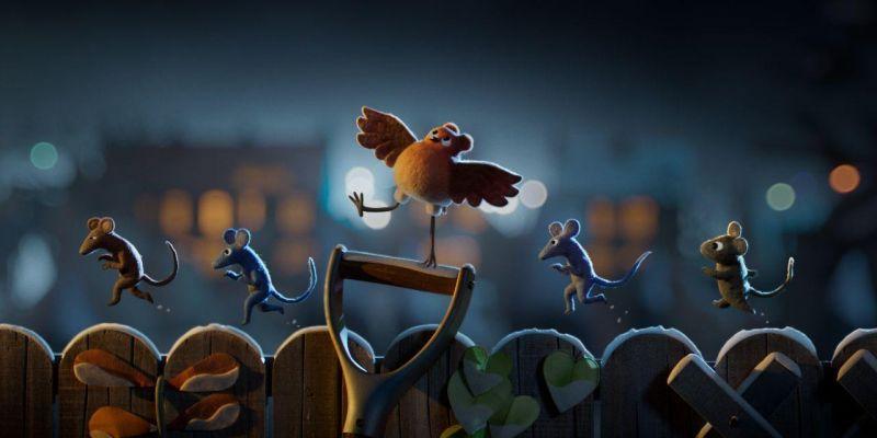 """""""A Sabiá Sabiazinha"""", animação do estúdio de """"A Fuga das Galinhas"""", ganha trailer"""