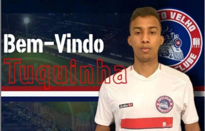 Com gol de Tuquinha no segundo tempo, Porto Velho vence fora de casa