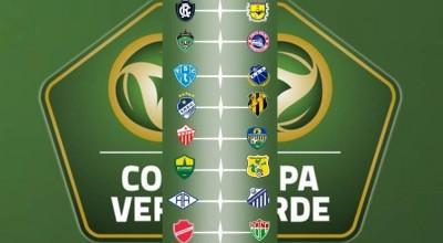 Copa Verde: pela segunda fase, Porto Velho pega o Manaus na quarta-feira, 20