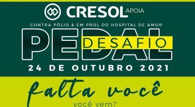Desafio do Pedal acontece neste domingo, 24, em Rolim; últimas vagas