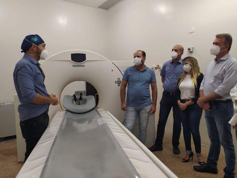 Governo realizará força tarefa no Hospital Regional de Cacoal para exames de mamografias, confirmou Cirone Deiró
