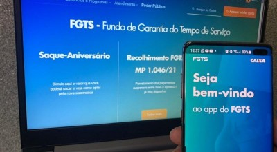 Homem é preso após falsificar documentos para sacar R$ 30 mil de FGTS de amigo