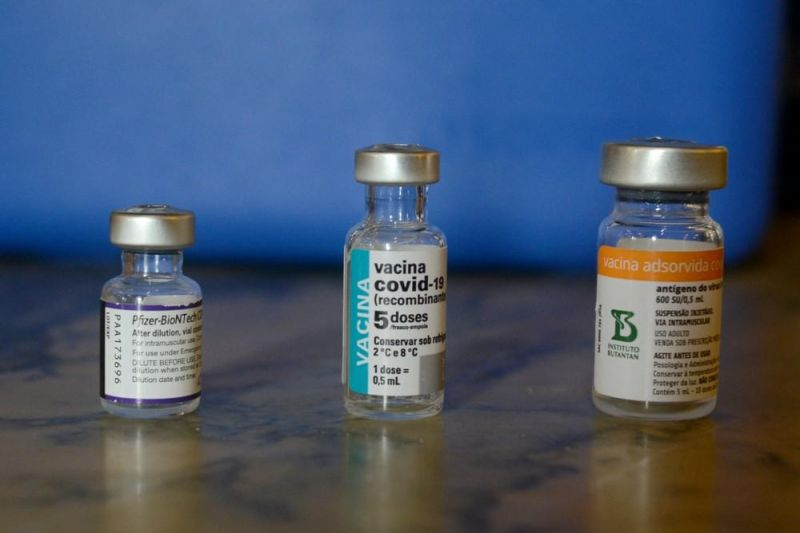Intervalo entre as doses da Pfizer, AstraZeneca e CoronaVac é reduzido para 28 dias em Rondônia