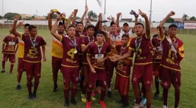 No Estádio Cassolão, Genus bate o Avaí Rondônia e conquista o título do Campeonato Rondoniense Sub-15